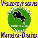 Oficiální zpracování výsledků MČR Pony 2006